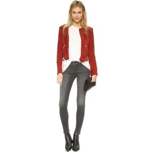 Mother The Looker Rebels and Lovers Skinny Jeans